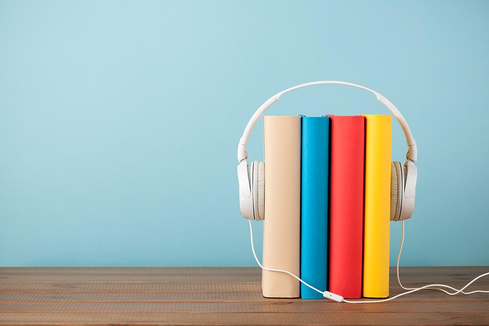 écouter des livres audio