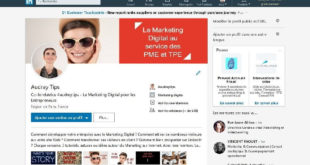 Sites de réseau professionnel LinkedIn