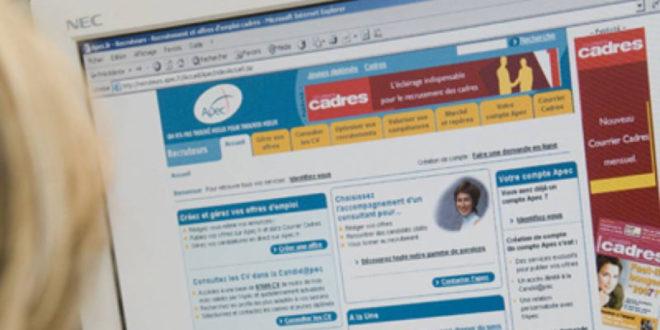 Sites Web pour trouver des emplois
