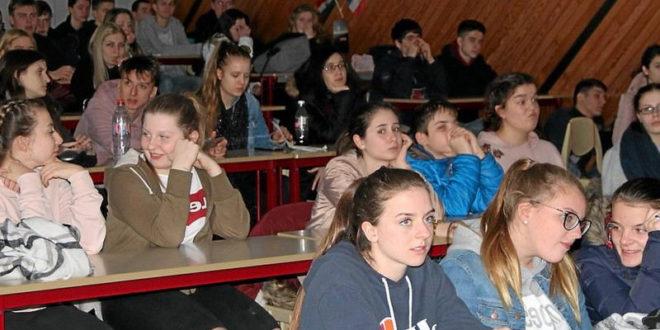 Programme d'échange de lycéens en France