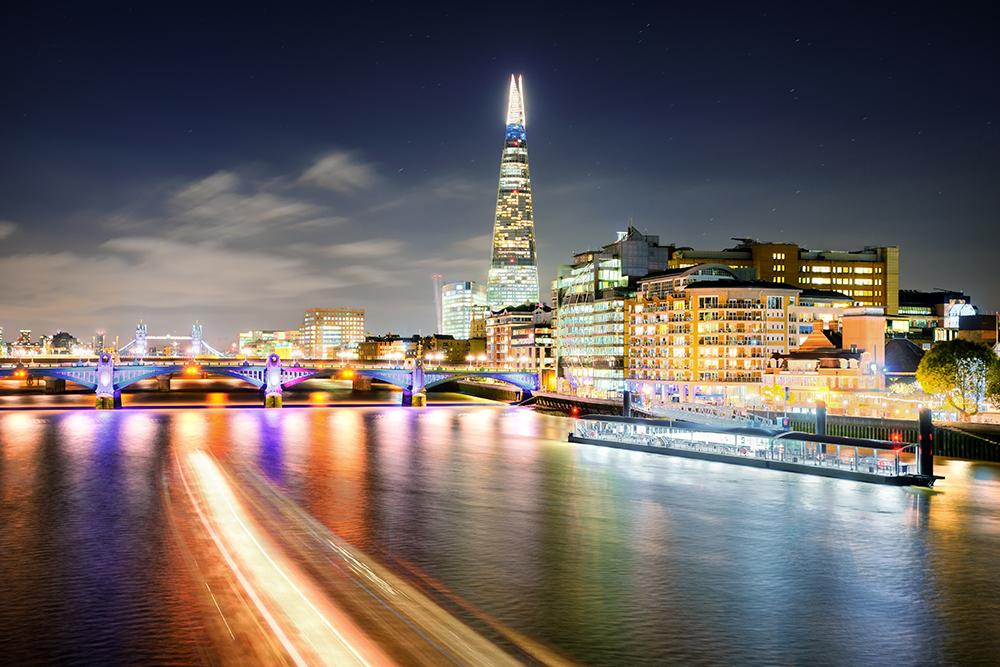 CV pour Londres