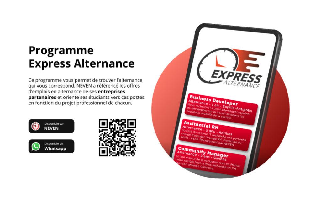 Express Alternance