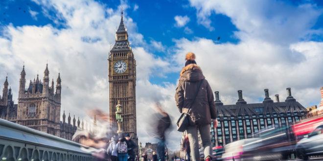fille au pair à Londres