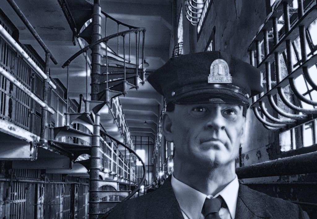 gardien prison salaire