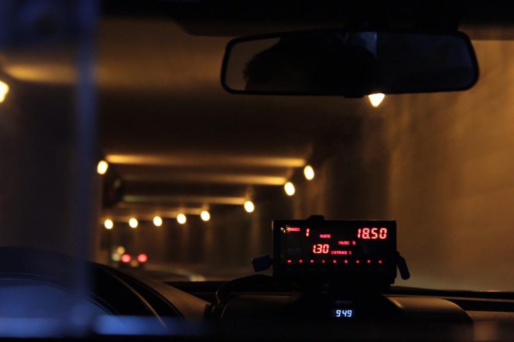 métier taxi
