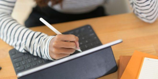 stylo numérique