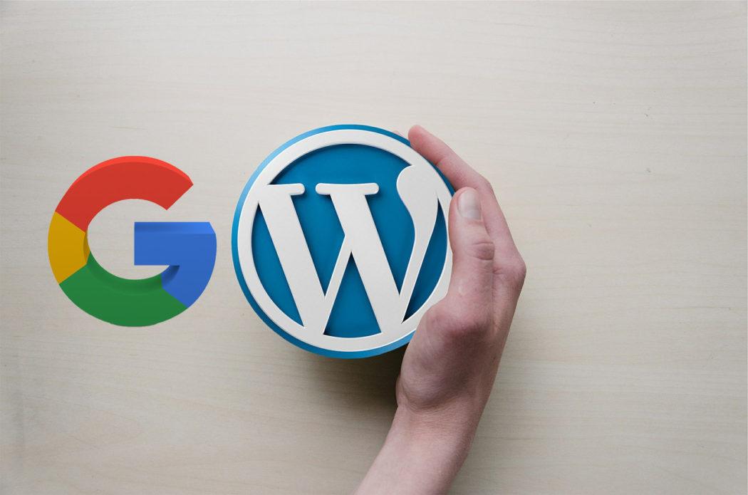 Google et WordPress pour la formation SEO